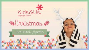 Lettera a Babbo Natale e laboratori gratuiti in inglese @ Kids&Us