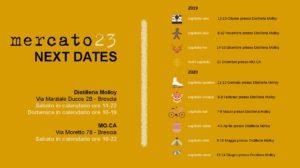 Mercato23 - Urban market in the park @ Distilleria Molloy   Brescia   Lombardia   Italia