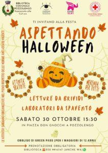 Pozzolengo - Aspettando Halloween @ Biblioetca di Pozzolengo