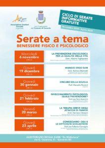 Serate a tema a Gavardo @ Auditorium Cecilia Zane, Gavardo