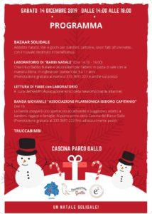 Laboratorio di Babbi Natale @ Cascina del Parco Gallo