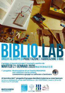 Biblio.Lab il Maker Space @ Biblioteca di Concesio | Concesio | Lombardia | Italia