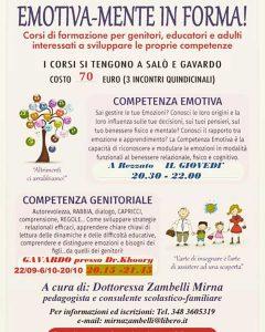 Emotivamente competenti - La competenza genitoriale @ Gavardo | Cunettone | Lombardia | Italia