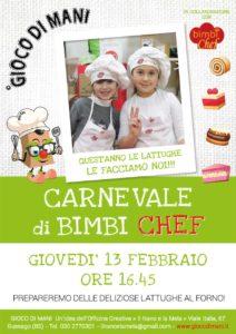Giocodimani - Lattughe al forno @ Officina Creativa Il Nano e la Mela | Gussago | Lombardia | Italia