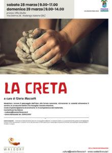 La creta @ Progetto Internazionale Libera Scuola Waldorf   Rodengo-Saiano   Lombardia   Italia