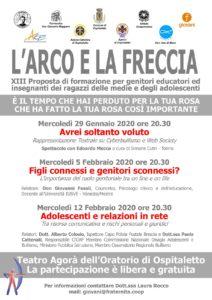 L'arco e la freccia @ Teatro Agorà dell'Oratorio di Ospitaletto | Ospitaletto | Lombardia | Italia