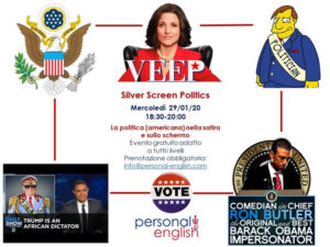 Silver Screen Politics @ Personal English