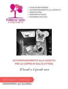 Percorso di Accompagnamento alla Nascita di coppia @ La Tenda della Luna & Yoga Purnima | Brescia | Lombardia | Italia