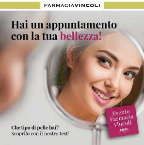 Appuntamento con la bellezza @ Farmacia Vincoli