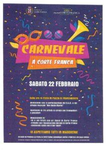 Carnevale a Corte Franca @ Corte Franca | Colombaro | Lombardia | Italia