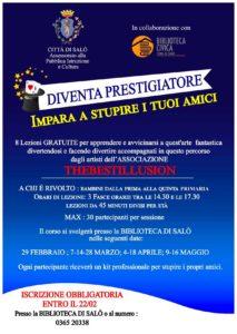 Diventa prestigiatore @ Biblioteca Salò | Salò | Lombardia | Italia