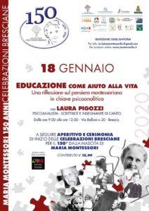 Educazione come aiuto alla vita @ Polo Diocesano Brescia