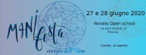 ManiFesta @ Novalis Open School | Brescia | Lombardia | Italia