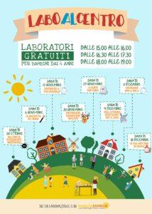 Mazzano - Laboratori al centro @ CENTRO COMMERCIALE MOLINETTO | Mazzano | Lombardia | Italia