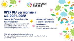 Open Day San Rocco - Fornaci @ Scuola San Rocco - Fornaci | Brescia | Lombardia | Italia