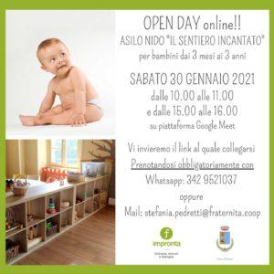 Open day Il sentiero incantato @ online - piattaforma Meet | Brozzo | Lombardia | Italia