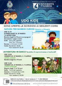 Natura e Avventura all'Università del Bambini a Desenzano @ Parco del laghetto e Oasi San Francesco | Desenzano del Garda | Lombardia | Italia