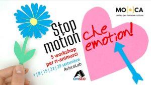 Brescia - Stop-motion workshop con Avisco @ Spazio Mo.Ca | Brescia | Lombardia | Italia