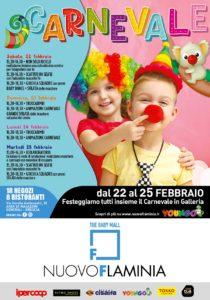 Carnevale @ Nuovo Centro Flaminia