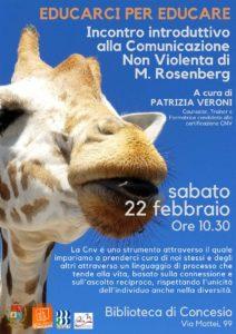Educarci per educare @ Biblioteca di Concesio | Concesio | Lombardia | Italia