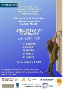 #Fattigrande - Ascolta una storia @ Biblioteca Tavernole Sul Mella | Lumezzane | Lombardia | Italia