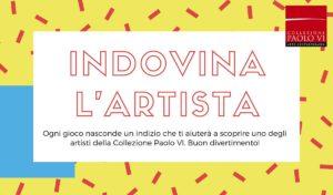 Con le mani in pasta - Indovina l'artista @ Collezione Paolo VI | Concesio | Lombardia | Italia