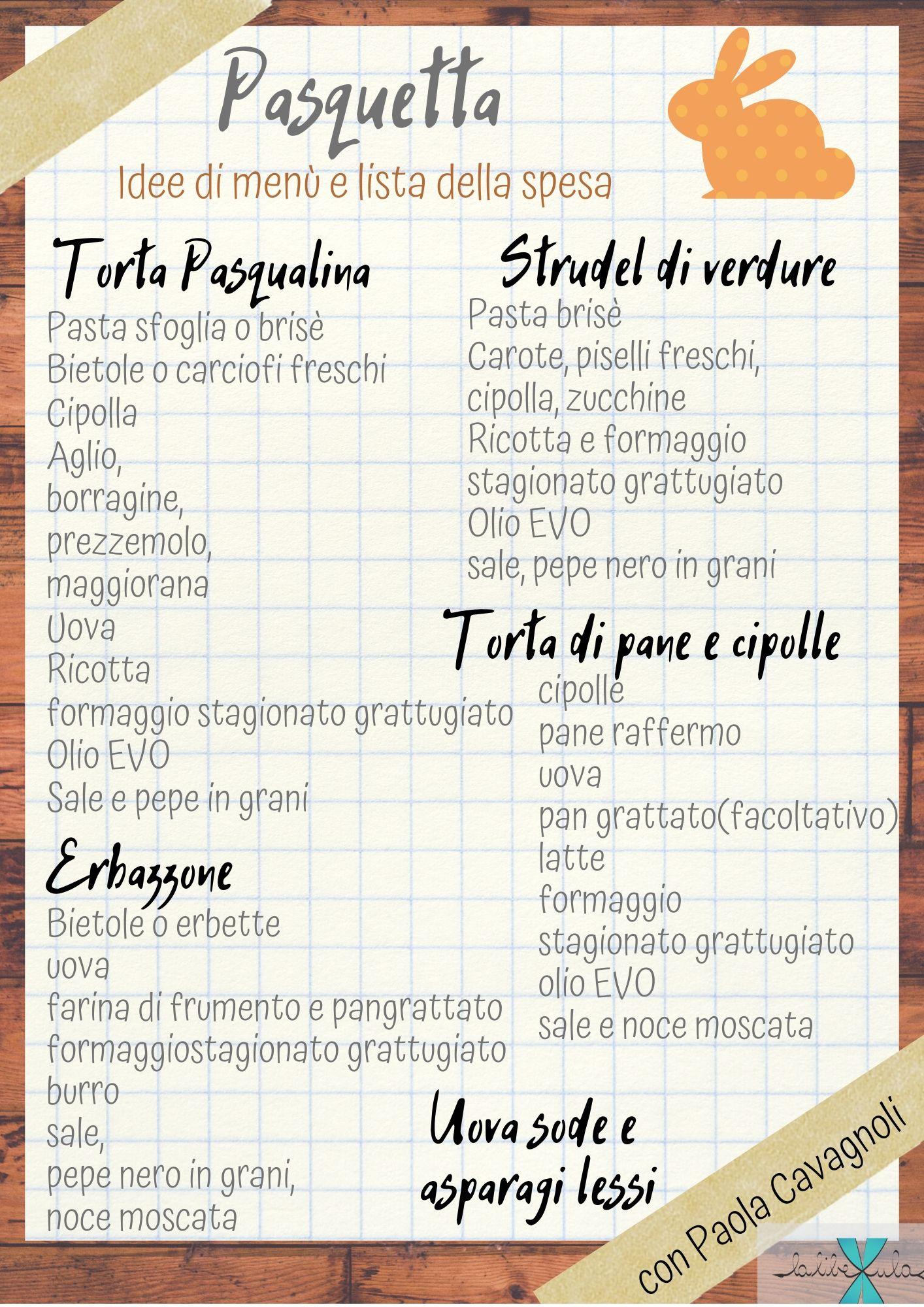 lista-spesa-menu-vegetariano-pasqua-cavagnoli-libellula