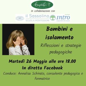 Bambini&Isolamento @ Komorebi - ONLINE