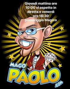 A tutta... magia! @ pagina Facebook Mago Paolo