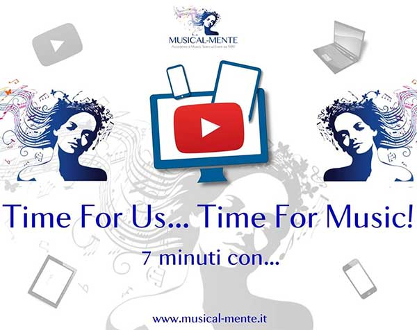 Time for Us... Time for Music!