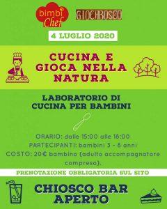 Cucina e gioca nella natura @ Giocabosco | Gavardo | Lombardia | Italia