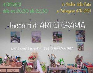 Incontri di Arteterapia in Atelier delle Fate @ Atelier delle Fate Calvagese | Mocasina | Lombardia | Italia