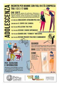 Adolescenza - Porto delle culture @ Porto delle Culture