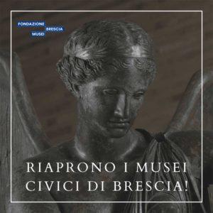Riaprono i musei civici di Brescia @ Museo di Santa Giulia e la Pinacoteca Tosio Martinengo