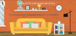In salotto con Guida Artistica @ online su piattaforma Zoom | Brescia | Lombardia | Italia