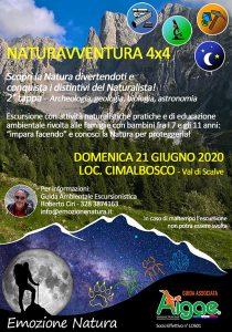 Emozione Natura - NaturAvventura 4x4 – Campelli @ Loc. Cimalbosco, Rif. Cimon d. Bagozza (Val di Scalve - BG), lungo SP294 da Schilpario al P.so Vivione