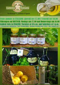 Visite guidate ad oleificio biologico @ Ritrovo Oleificio di Gardola