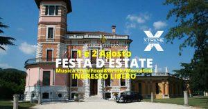 Festa d'Estate in Villa a Rezzato @ Villa Torreggiani