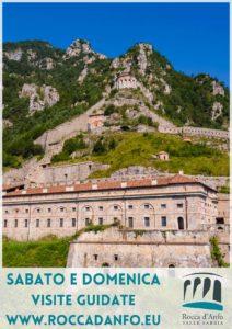 Alla scoperta della Rocca d'Anfo @ Rocca d'Anfo | Anfo | Lombardia | Italia