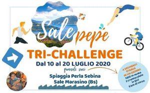 Sale Pepe TRI-challenge @ Spiaggia Perla Sebina di Sale Marasino.