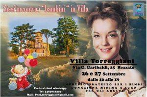 Sissi incontra i bambini al Castello @ Cantina Torreggiani