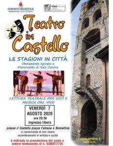 Teatro in castello a Bedizzole @ Castello di Bedizzole   Bedizzole   Lombardia   Italia
