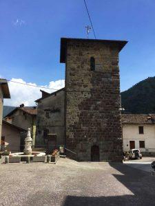 Museo di Orma e la torre Medievale @ frazione di Mondaro a Pezzaze