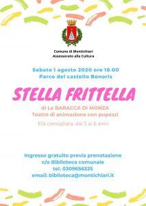 Stella frittella @ parco del Castello Bonoris | Montichiari | Lombardia | Italia