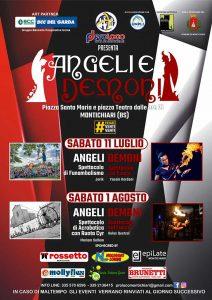 Angeli e demoni @ tra Piazza S.Maria e Piazza Teatro