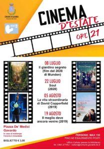 Cinema d'estate a Gavardo @ Gavardo