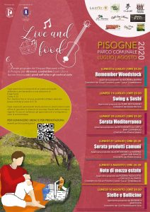 Live and food a Pisogne @ Psigone