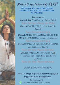 Muoviti insieme ad Avis @ Pavone del Mella e Cigole
