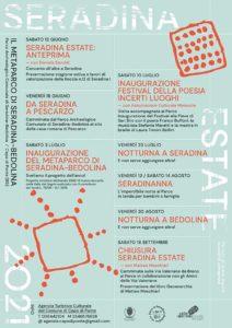 Seradina d'Estate! @ Parco Archeologico Comunale di Seradina-Bedolina | Capo di Ponte | Lombardia | Italia