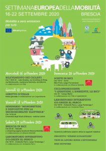 Settimana Europea della Mobilità - European Mobility Week @ Brescia